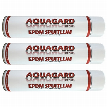 Aquagard EPDM Lijmspray spuitlijm 3X 500ml (totaal 1500ml)
