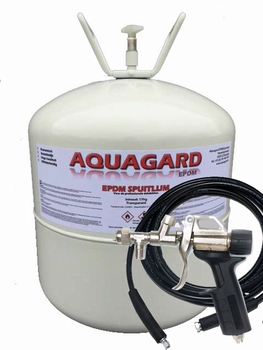 Aquagard EPDM spuitlijm startpakket AG45 Spraybond+