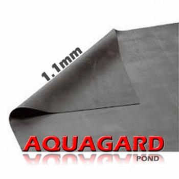 Aquagard EPDM Vijverfolie 5.08 meter breed