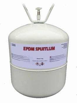 Aquagard EPDM spuitlijm AG35 drukvat 19kg