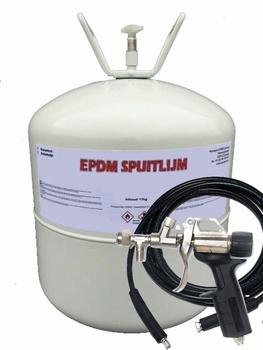 EPDM spuitlijm startpakket AG35 drukvat 22 liter